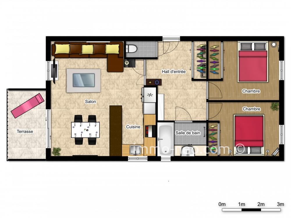 plan cuisine 12m2 plan cuisine 12m2 devis agrandir une cuisine ferme aux accents le plan. Black Bedroom Furniture Sets. Home Design Ideas