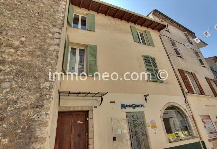 Sale house la colle sur loup 3 rooms 80 sqm for Atypic immo