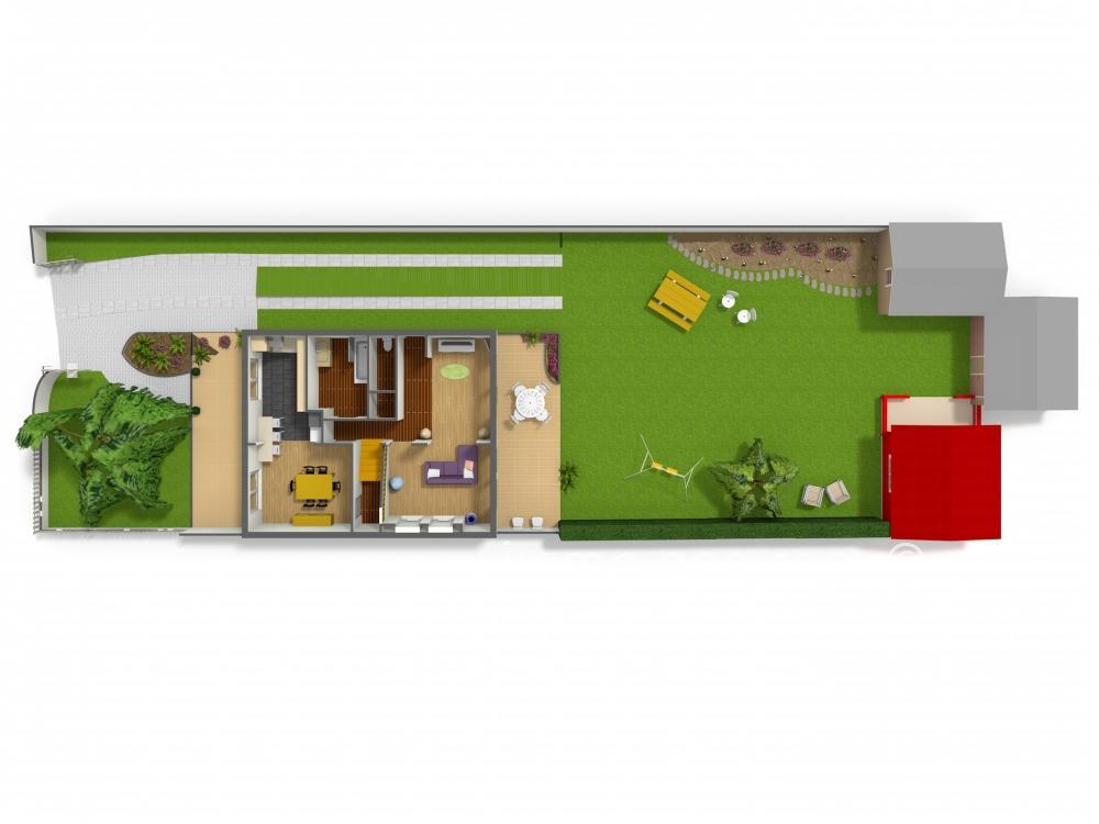 Vendita casa indipendente chelles 7 locali 115 m2 for Casa di 750 m