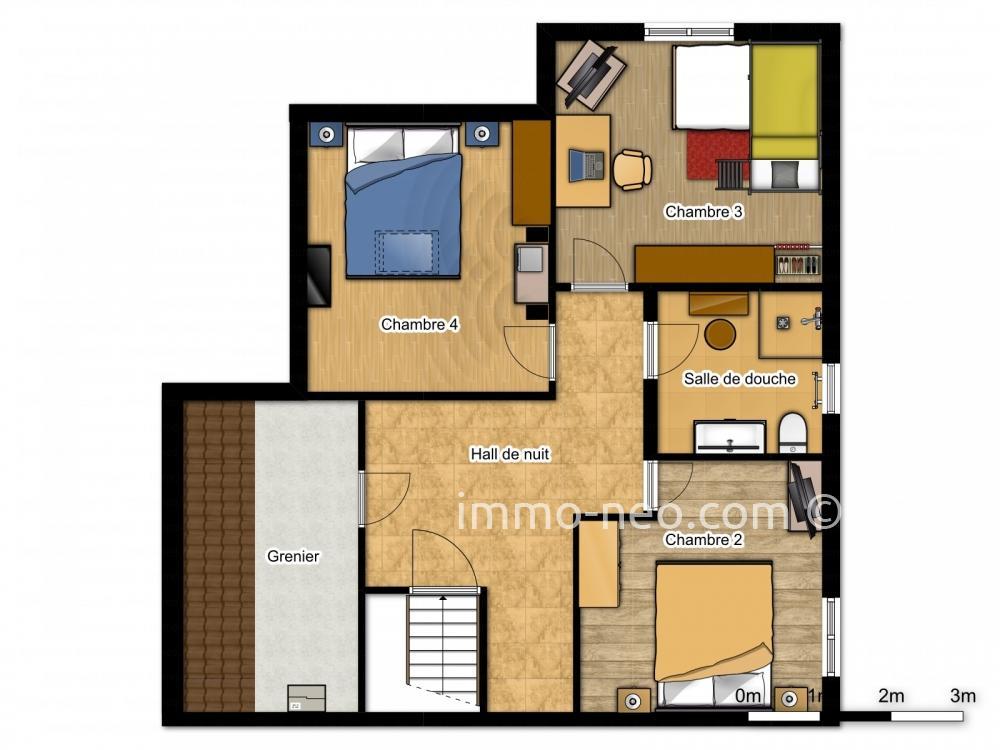 Vendita casa indipendente vallauris 5 locali 109 m2 for Casa di 750 m