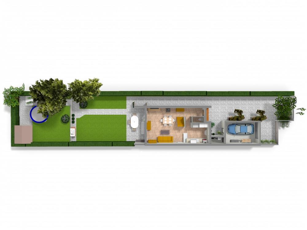 Vendita casa indipendente grasse 4 locali 88 m2 for Casa di 750 m