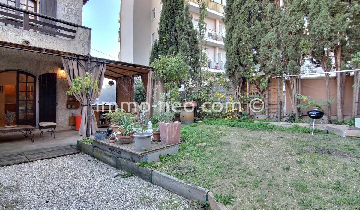 Vendita appartamento juan les pins 2 locali 44 m2 for Planimetrie per case di 3000 piedi quadrati