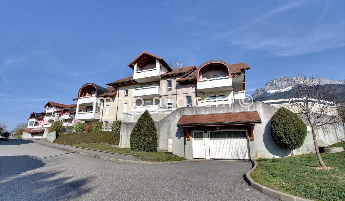 Vendita appartamento villaz 3 locali 67 m2 for Piani di garage distaccati viventi del sud