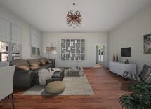 Vendita appartamento Pavia 3 Locali 122 m2