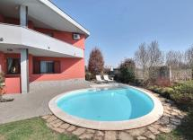 Vendita villa Bereguardo 10 Locali 620 m2
