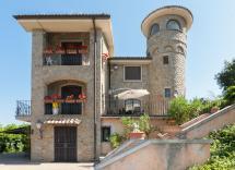 Vendita villa Subiaco 8 Locali 500 m2