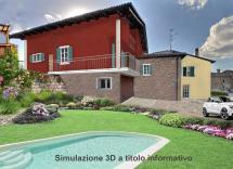 Vendita casa indipendente Santo Stefano Belbo 16 Locali 605 m2