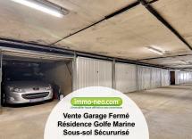 Vendita parcheggio-box-garage Golfe Juan  13 m2