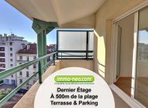 Vendita appartamento Cannes 2 Locali 45 m2