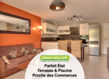 Vendita appartamento Antibes 3 Locali 57 m2