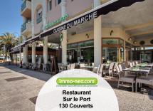Vendita bar / ristorante / pizzeria Fréjus  130 m2
