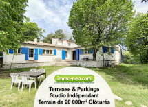Vendita villa Caussols 5 Locali 150 m2