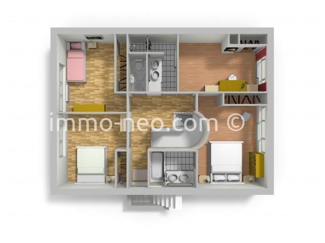 vendita casa indipendente ch tenay malabry 6 locali 158 m2. Black Bedroom Furniture Sets. Home Design Ideas