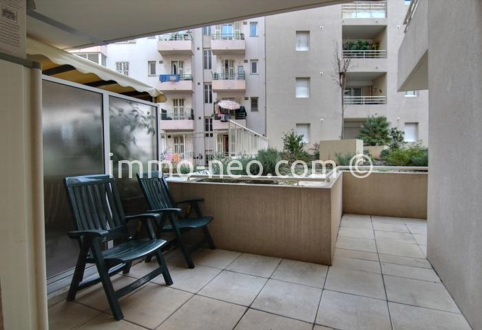 Vendita appartamento antibes 2 locali 40 m2 for Planimetrie per case di 3000 piedi quadrati