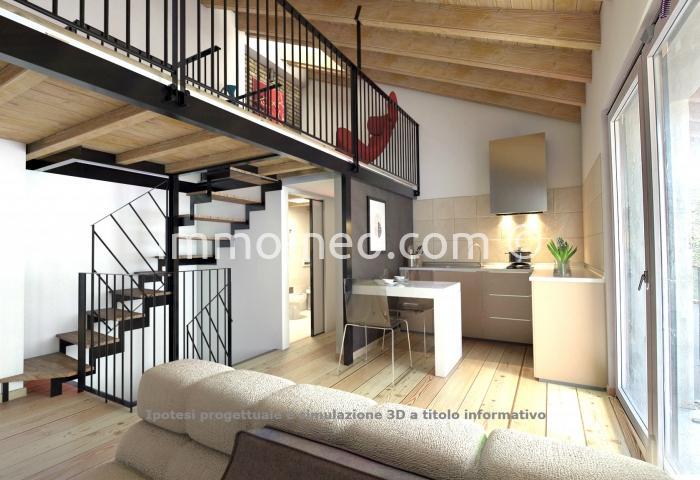 Vendita casa indipendente milano 3 locali 110 m2 for Casa milano vendita