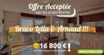Vendita appartamento Nice 4 Locali 80 m2