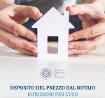 La guida del Notariato sull'utilizzo del deposito prezzo