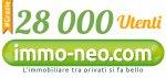 Sono più di 28.000 gli utenti che hanno già creato il loro account su immo-neo.com