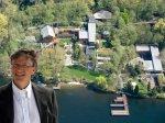 La spettacolare dimora sul lago di Bill Gates!