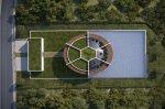 La nuova casa di Messi come un campo da calcio!