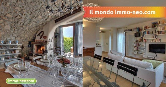 Due case da sogno in vendita tra privati sul lago di como quale la pi bella - Permuta immobiliare tra privato e impresa ...
