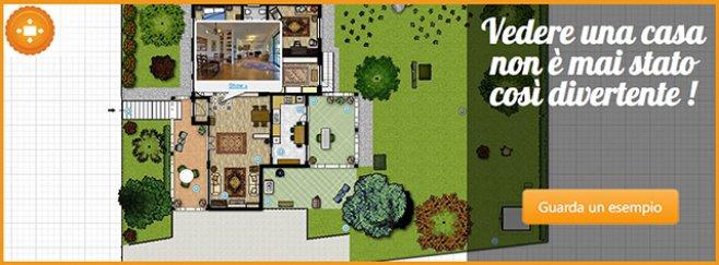 Great capire se la casa giusta con la planimetria for Planimetrie della casa