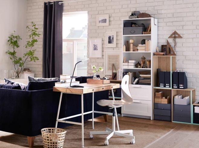 Ufficio Casa Immobiliare : Quattro idee per creare un angolo ufficio in casa!