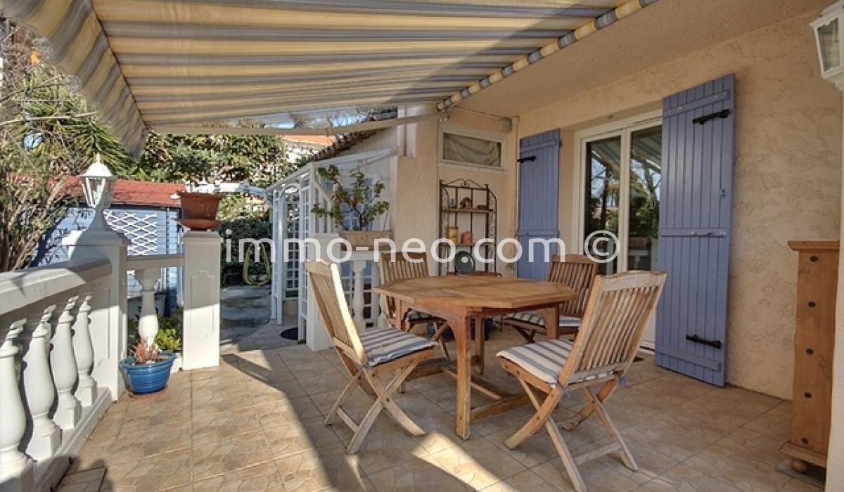 Vend Villa Cagnes Sur Mer