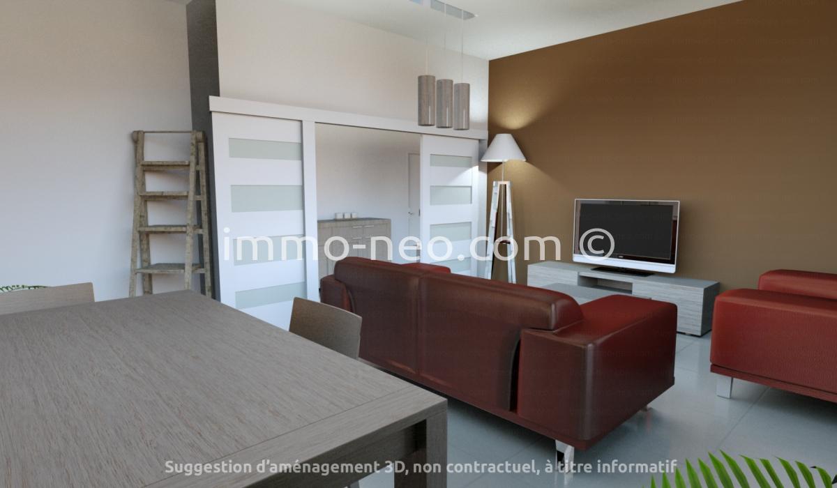 vente appartement chatou 2 pi ces 60 m2. Black Bedroom Furniture Sets. Home Design Ideas