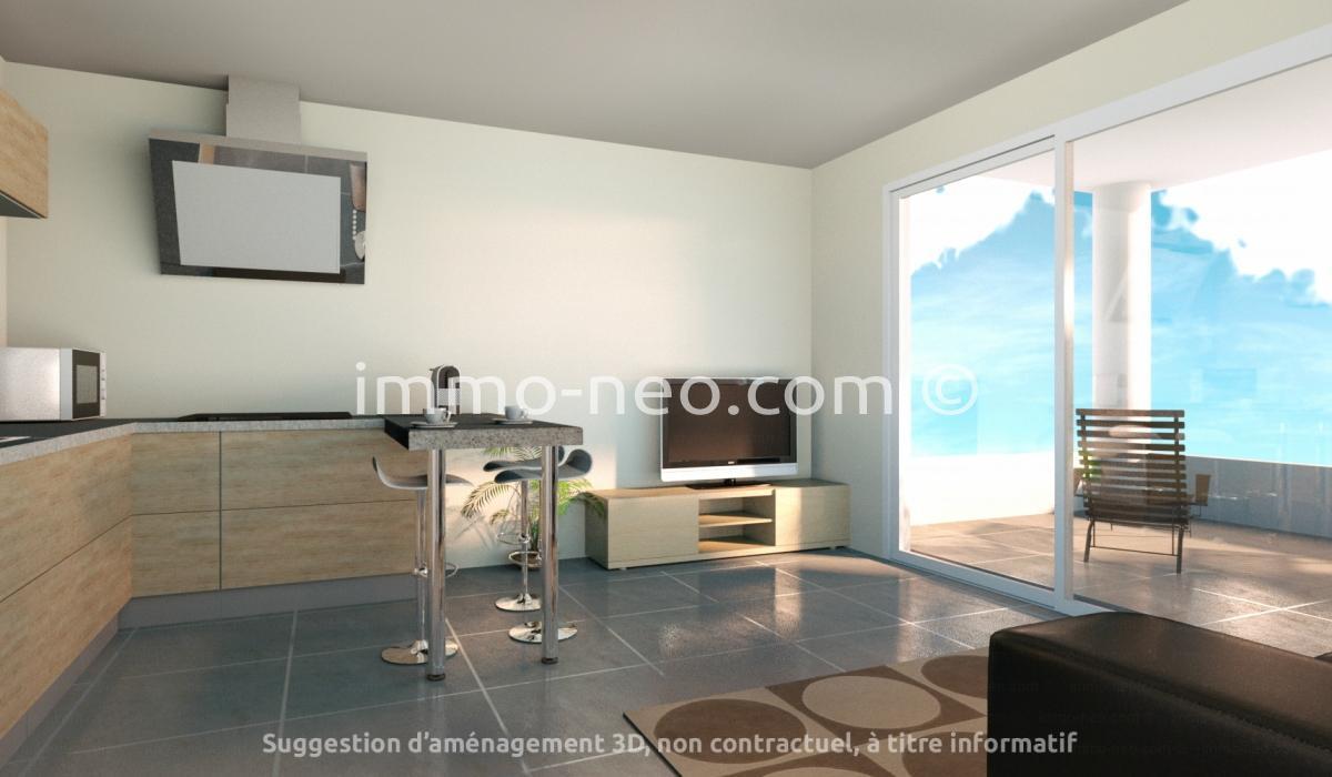 Annonce vente appartement fr jus 83600 39 m 195 000 for Annonce vente appartement