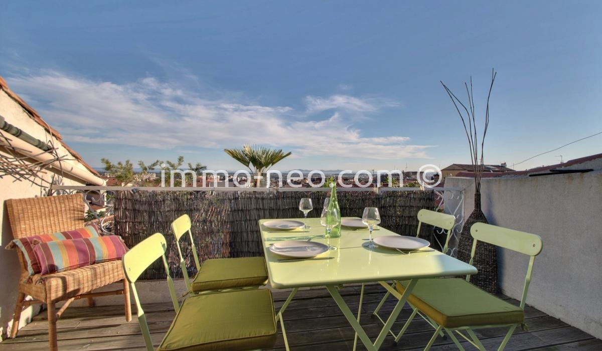 Annonce vente appartement hy res 83400 34 m 150 000 for Annonce vente appartement