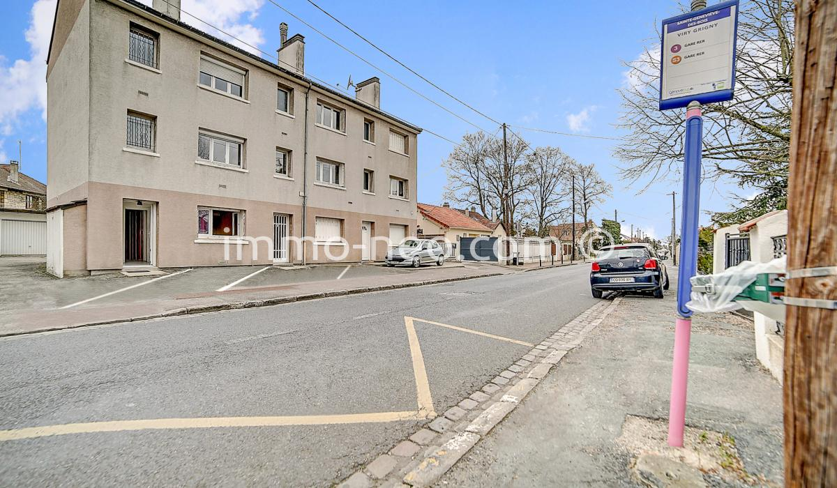 immo neo com Appartement 1 pi u00e8ce(s) 27 m u00b2 Sainte Genevi u00e8ve des Bois (91)à vendre 195516 97000 00 # Immobilier Sainte Genevieve Des Bois