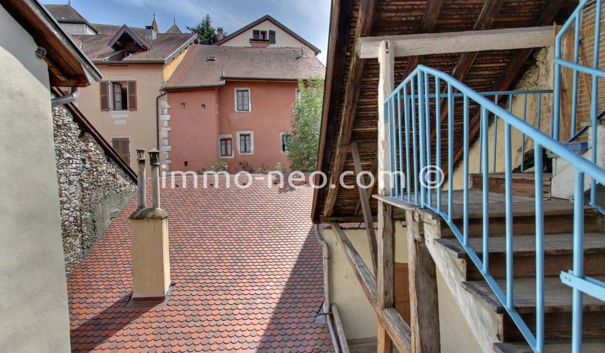 Vente appartement annecy 4 pi ces 74 m2 for Appartement atypique 74