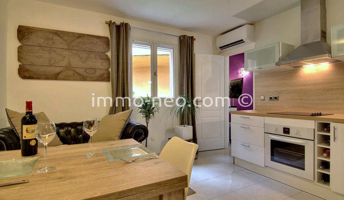 Vente appartement saint laurent du var 2 pi ces 34 m2 - Meuble passion saint laurent du var ...
