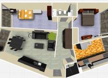Vente appartement Mandelieu-la-Napoule 3 Pièces 80 m2