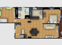 Vente appartement Antibes 3 Pièces 67 m2