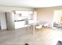 Vente appartement Montpellier 3 Pièces 68 m2