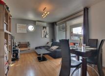 Vente appartement Villeneuve-Loubet 2 Pièces 44 m2