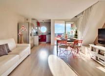 Vente appartement Villeneuve-Loubet 2 Pièces 56 m2