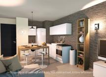 Vente appartement Fréjus 2 Pièces 39 m2
