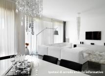 Vente appartement Bergamo 5 Pièces 195 m2