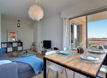 Vente appartement Cagnes-sur-Mer 2 Pièces 56 m2