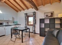 Vente appartement sous toits Basiano 2 Pièces 55 m2
