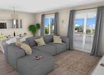 Vente appartement Puget-sur-Argens 4 Pièces 88 m2