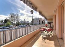 Vente appartement Juan-les-Pins 3 Pièces 59 m2