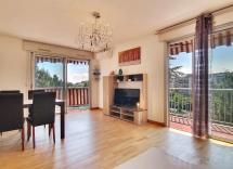 Vente appartement Cagnes-sur-Mer 2 Pièces 44 m2