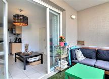 Vente appartement Cagnes-sur-Mer 2 Pièces 40 m2