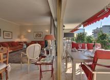 Vente appartement Juan-les-Pins 3 Pièces 101 m2