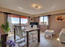 Vente appartement Juan-les-Pins 3 Pièces 68 m2