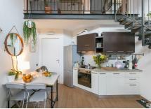 Vente loft Milano Studio 45 m2